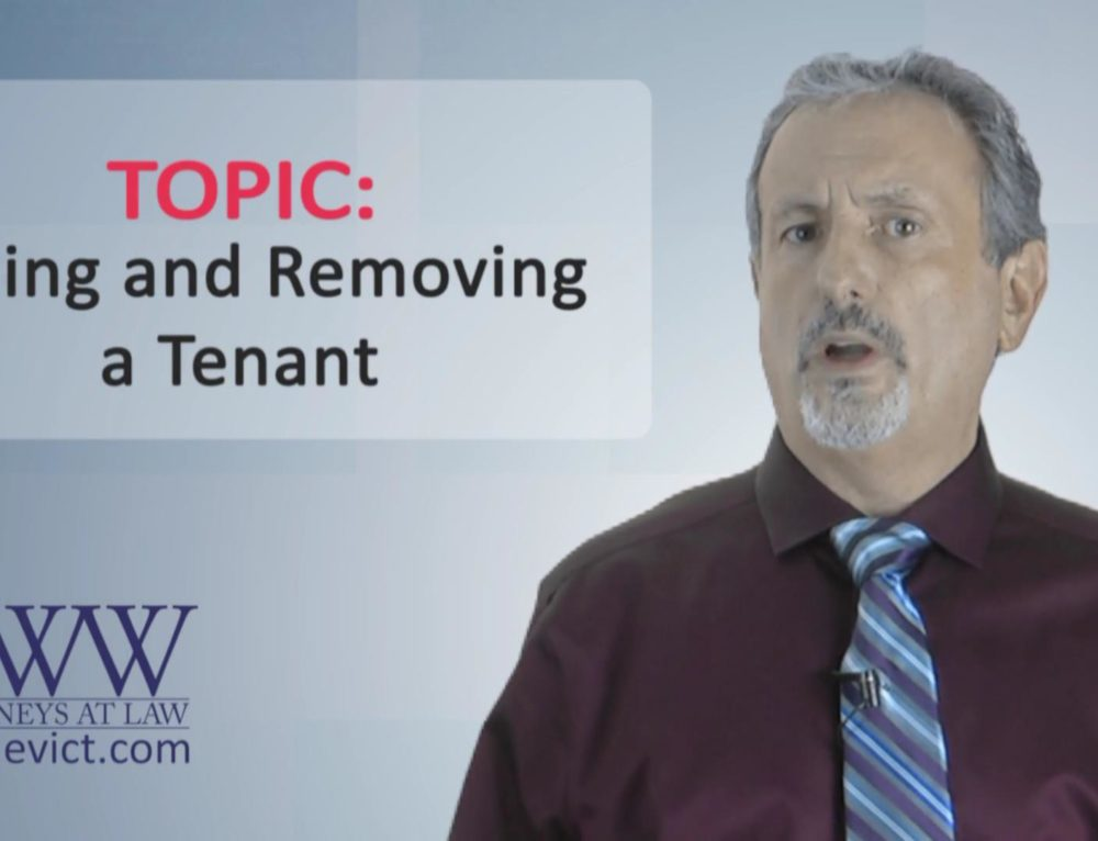 Episode 3: Adding and Removing a Tenant