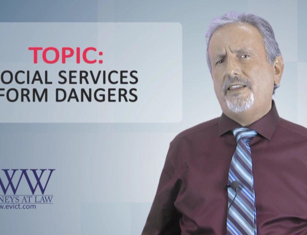 Episode 120: Social Services Form Dangers
