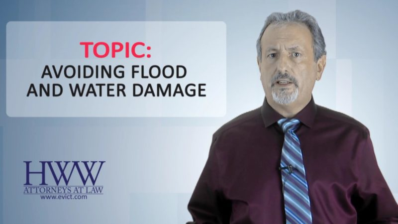 Episode 39 Avoiding Flood And Water Damage Evictcast